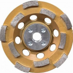 DIAMOND CUP WHEEL in Duplast Building Materials dubai