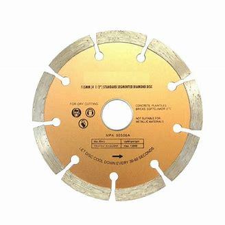 DIAMOND DISCS in Duplast Building Materials dubai