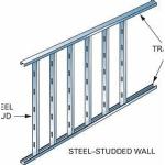 stud and track in Duplast Building Materials dubai