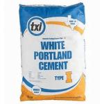 White Cement in Duplast Building Materials dubai