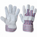 LEATHER GLOVES in Duplast Building Materials dubai