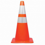 SAFETY CONE in Duplast Building Materials dubai